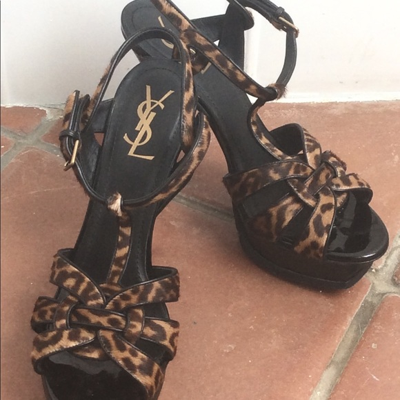 Yves Saint Laurent Shoes | Yves Saint